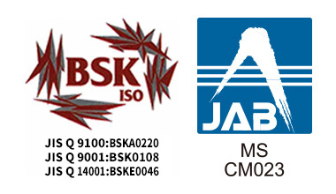 BSK ISO、JAB